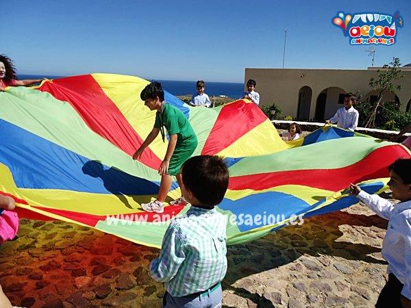 Animación de fiestas infantiles en Valladolid