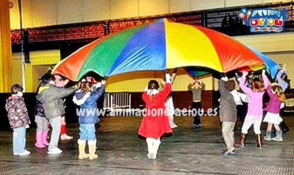 Contratar payasos a domicilio en Valladolid
