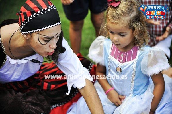 Cumpleaños de niños en Valladolid