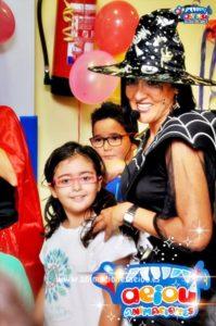 Cumpleaños infantiles en Valladolid