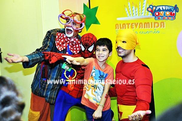 Divertidas fiestas temáticas en Valladolid