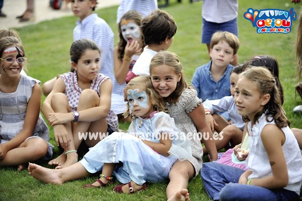 Fiestas de cumpleaños infantiles en Valladolid