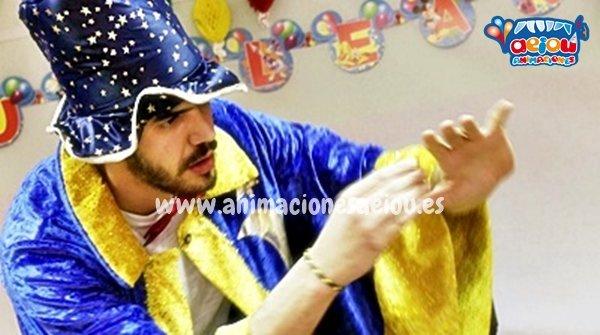 Fiestas para niños en Valladolid