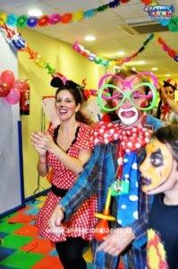 Fiestas infantiles en Valladolid a domicilio