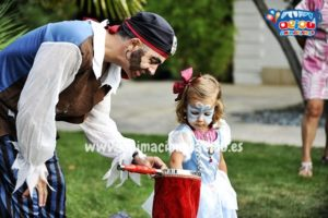 Las mejores fiestas temáticas de piratas en Valladolid