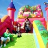 castillos hinchables fiestas infantiles valladolid