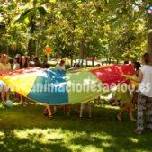 fiesta parque fiestas infantiles valladolid