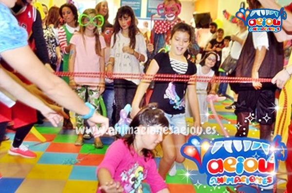 Animaciones para fiestas de cumpleaños infantiles de la Patrulla Canina en Valladolid