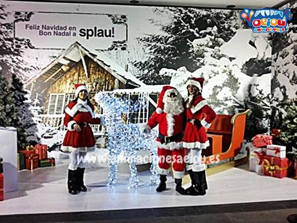 Contratar a Papá Noel a domicilio en Valladolid