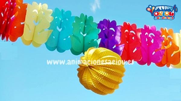 Decoración para fiestas infantiles en Valladolid | Decoraciones para ...