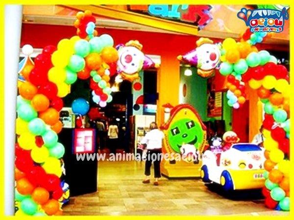 Decorar a domicilio fiesta infantil en Valladolid