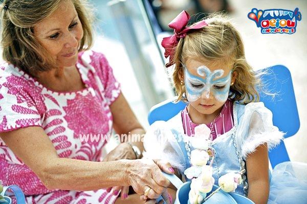 Fiesta temática de Princesas en Valladolid