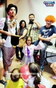 Magos para fiestas infantiles en Valladolid