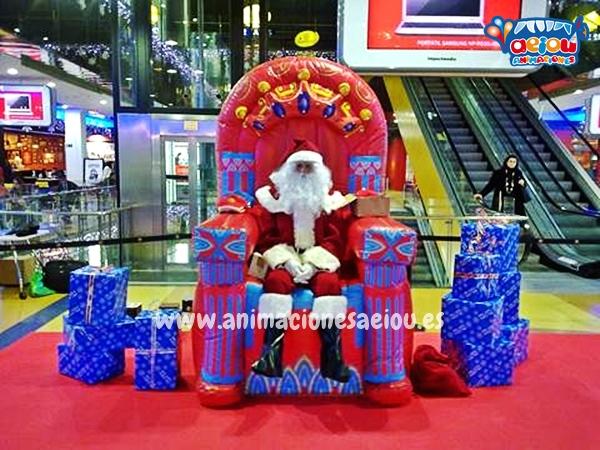 Papá Noel en Valladolid