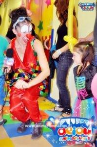 Payasos para fiestas infantiles en Valladolid