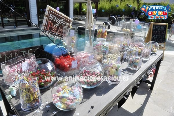 Catering para fiestas infantiles en Valladolid