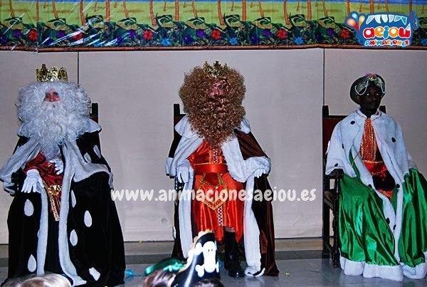 Contratar Reyes Magos a domicilio en Valladolid