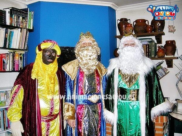 Contratar a los mejores Reyes Magos en Valladolid