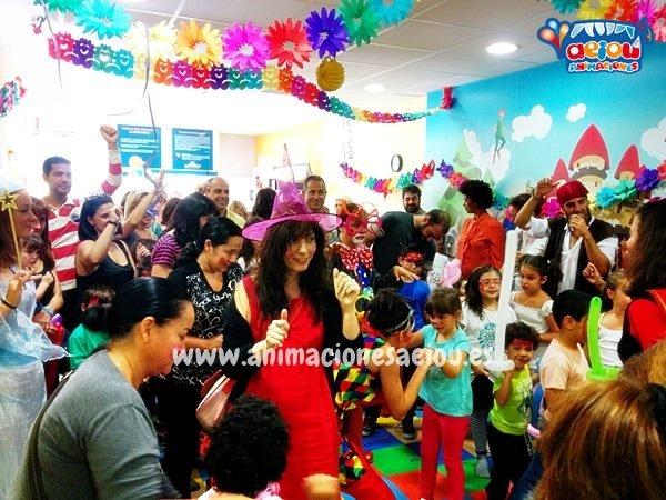Fiestas de navidad infantil en Valladolid