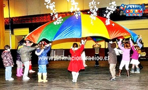 Fiestas de navidad para niños en Valladolid