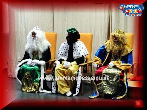 Reyes Magos en Valladolid