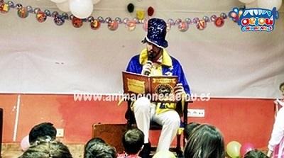 Animadores, magos y payasos en Tudela de Duero