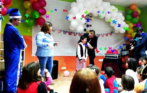 animaciones para fiestas de cumpleaños infantiles y comuniones en Medina del Campo